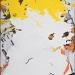'Many thanks, Ellery' 70x50cm 2011 acryl, medium, canvas