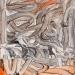 'Freaked in (to Dave Douglas)' 60x40cm, 2008, acryl, medium, canvas