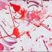 'Anschlag (Übung)' 40x50cm 2011 acryl, medium, canvas