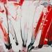 'Explosure' 50x60cm, 2009, acryl, medium, canvas