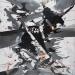 'Méthodique maltraitée' 140x110cm 2012 acryl, medium, canvas