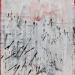 'Processpaint.org' 60x50cm 2012 acryl, medium, canvas