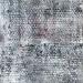 The Bubble Wrap Variation 1, 2013, acrylic and medium on canvas, 140 x 80 cm