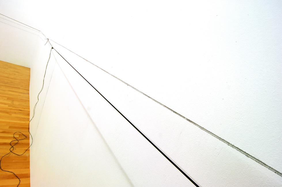 'Displacing Movements' detail environment Happy New Ears, Kortrijk, 2005