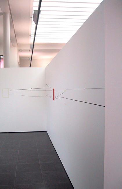 'Chordspotting' detail environment Museum Oud Hospitaal, Aalst, 2003