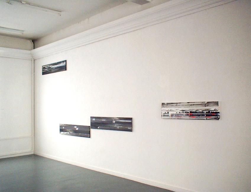 'Before Dawn Loops' école d'Arts de Calais, 2005