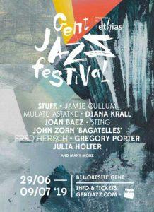 Gent Jazz 2019   Bart Vandevijvere